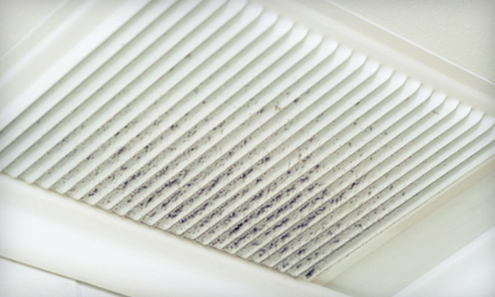 OceanAirSC - Charleston: Air-Duct-Vent Cleaning on Up to Six Vents or Air-Duct-Vent and Dryer-Vent Cleaning from OceanAirSC (Up to 68% Off)