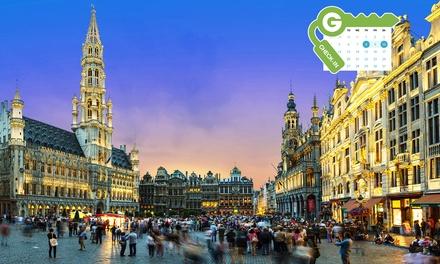 Bruselas: habitación standard para dos personas con parking y opción a desayuno en Best Western Hotel Brussels South