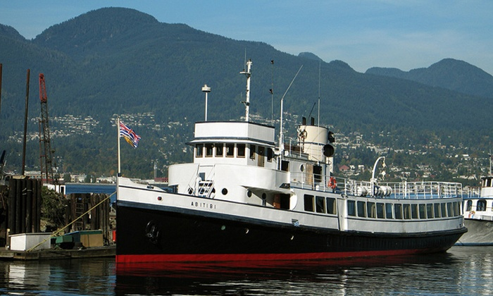 Vancouver Cruises - Vancouver: Three-Hour Dance Party Cruise for 2, 4, or 10 from Vancouver Cruises (Up to 55% Off)