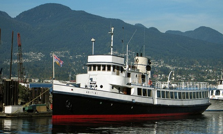Three-Hour Dance Party Cruise for 2, 4, or 10 from Vancouver Cruises (Up to 55% Off)