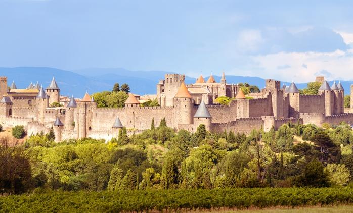 Languedoc : 1 à 3 nuits avec petit-déjeuner, dîner en option, au Kyriad Carcassonne Ouest - La Cité pour 2 personnes