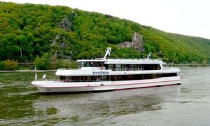 Rössler Linie: NABU Exkursions-Schiffstour für Zwei oder Fünf mit der Flotte der Rössler Linie (bis zu 57% sparen*)