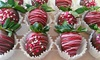 50% Off Chocolate-Covered Strawberries