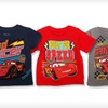 $8.99 for a Pixar Cars Infant or Toddler Tee