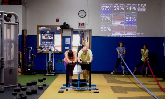 Right Fit - Right Fit: $59 for $200 Worth of adult fitness classes at Right Fit - La Grange