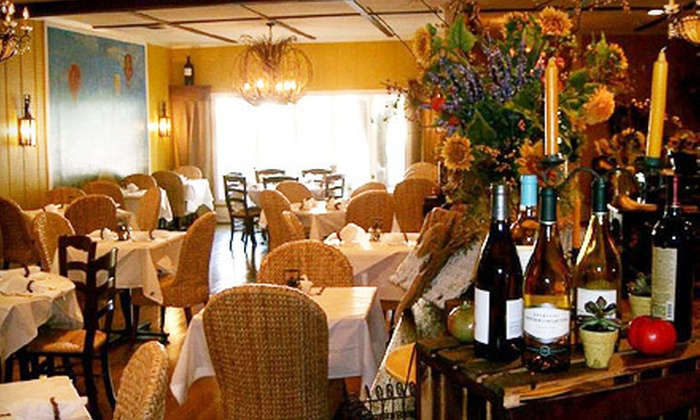 Label 7 - Pittsford: $12 for $25 Worth of Wine Country-Inspired Cuisine for Dinner at Label 7