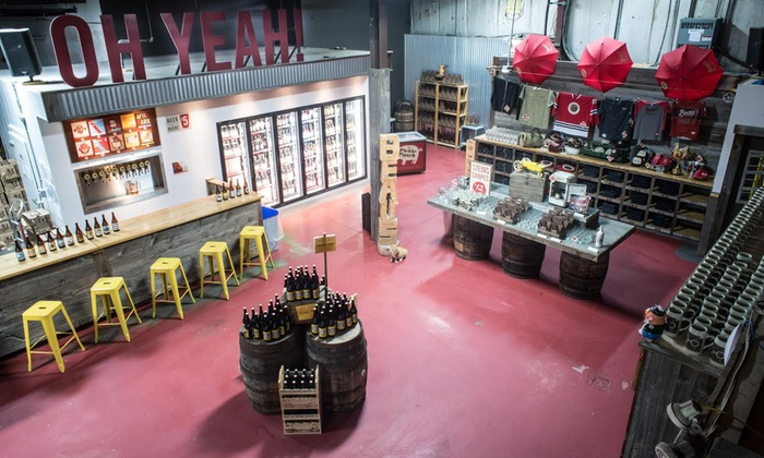 Beau's All Natural Brewing Co. - D'Arcy McGee's: Father's Day Weekend Bus Trip, Brewery Tour, and Tasting at Beau's All Natural Brewing Co. (Up to 60% Off)
