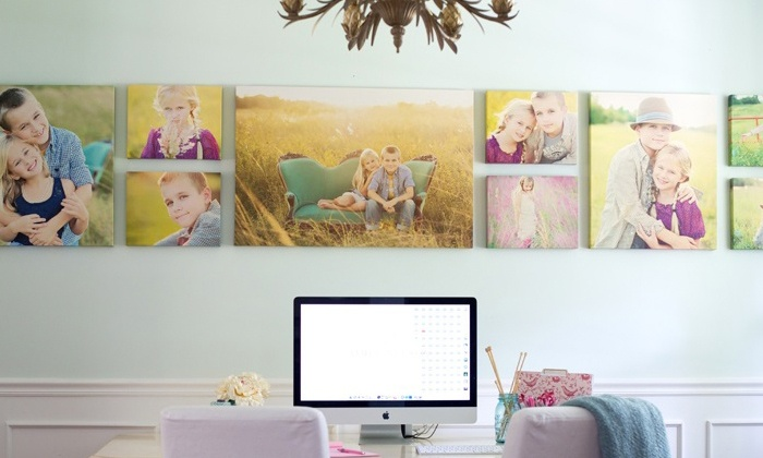 Printstagram: Personalised Canvas Prints from R49 from Prinstagram (Up to 70% Off)