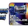 4- or 16-Count Gillette Fusion Proglide Razor-Blade Refills