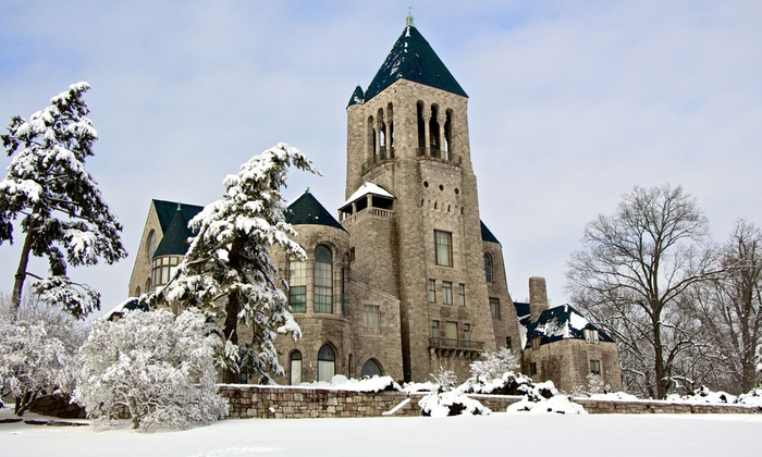 Glencairn Museum - Bryn Athyn: Guided Christmas-Themed Tour for Two or Four at Glencairn Museum (50% Off)