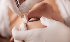 Beauty 4 You: Microblading für beide Augenbrauen, opt. mit Nachbehandlung, bei Beauty 4 You (76% sparen*)