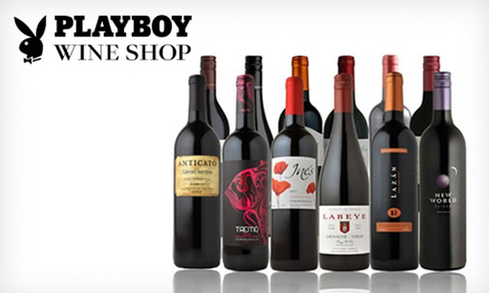 Playboy Wine Shop: $29 for $80 Worth of Wine from Playboy Wine Shop