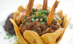 Cuba Restaurant: $10 for 20% Off Your Bill for Cuban Cuisine at Cuba Restaurant. Groupon Reservation Required.