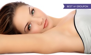 Louisville Laser and Spa: Eight Laser Hair-Removal Treatments for a Small Area at Louisville Laser and Spa (Up to $600 Value)
