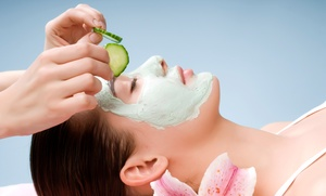 Forever Young Skin & Hair Spa: One  60-Minute Anti-Aging or Acne Facial at Forever Young Skin & Hair Spa (Up to 56% Off)