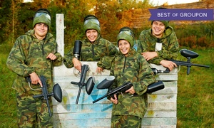 Combat Zone Paintball: $159 for a SplatMaster Low-Impact Paintball Party for Eight at Combat Zone Paintball ($275 Value)