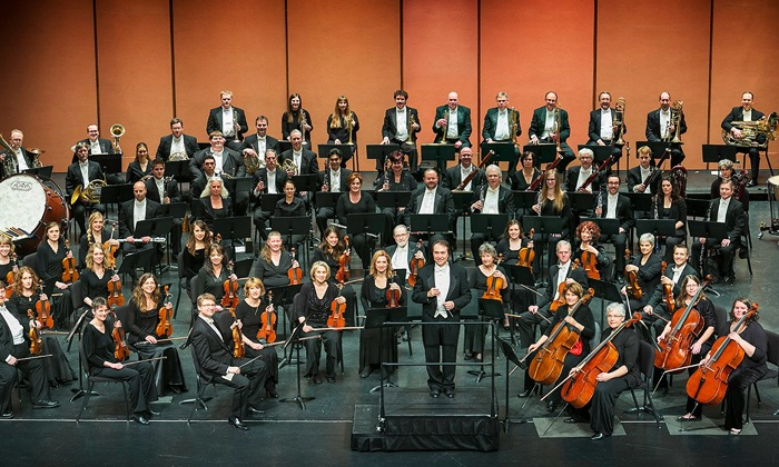 """Lincoln's Symphony Orchestra - Lied Center for Performing Arts: """"Deck the Halls"""" Presented by Lincoln Symphony Orchestra on December 6 at 2 p.m. or 6 p.m."""