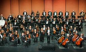 """Lincoln's Symphony Orchestra: """"Deck the Halls"""" Presented by Lincoln Symphony Orchestra on December 6 at 2 p.m. or 6 p.m."""