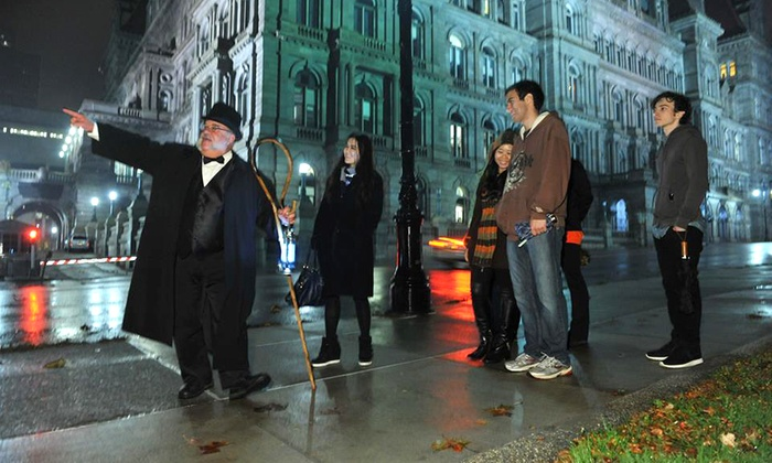Ghosts of Albany - Albany: $15 for a Ghost Tour from Ghosts of Albany ($30 Value)