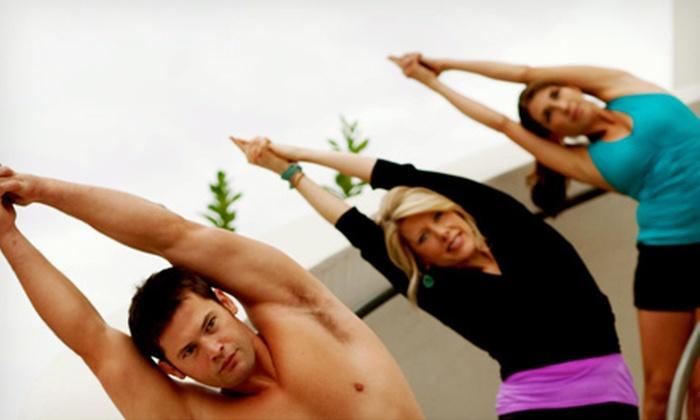 Bikram Yoga Chandler - Chandler: 10 Classes or One Month of Unlimited Classes at Bikram Yoga Chandler (Up to 77% Off)
