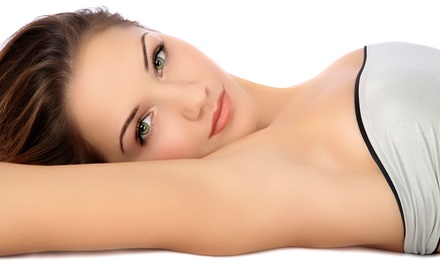Six Laser Hair-Removal Treatments at Scottsdale Skin and Holistic Health (Up to 77% Off). Three Options Available.
