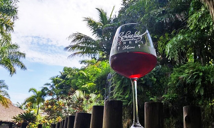 The RedLander Restaurant - Everglades: Lunch and Winery Tour for Two or Four, or Dinner for Two at The RedLander Restaurant at Schnebly's.(Up to 42% Off)