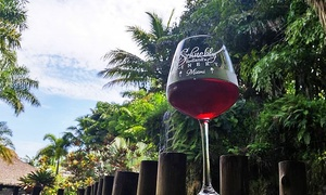 The RedLander Restaurant: Lunch and Winery Tour for Two or Four, or Dinner for Two at The RedLander Restaurant at Schnebly's.(Up to 42% Off)