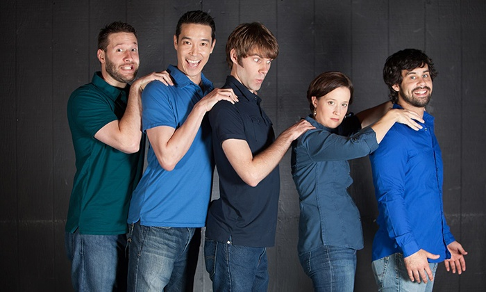 Made Up Theatre - Fremont: Improv Comedy for Two at Made Up Theatre (Up to 57% Off)