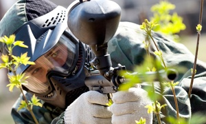 BattlegroundZ: Paintball with Equipment Rental for 4, 8, or 12 at BattlegroundZ (Up to 78% Off)