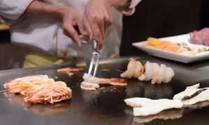 Red Ginger: $30 for $40 Worth of Sushi and Japanese Food at Red Ginger