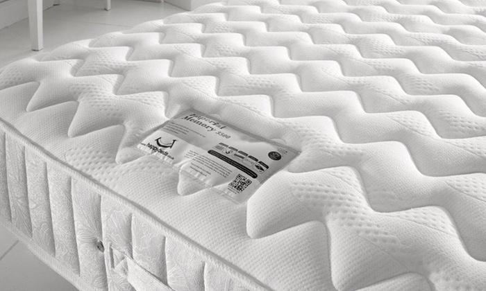 how to cut up a sprung mattress