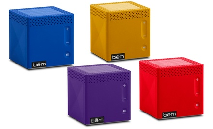 BEM Wireless College Bluetooth Speaker. Multiple Colors Available.
