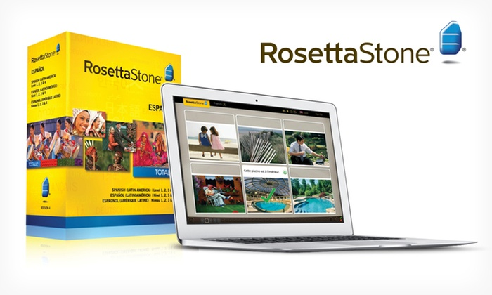 Rosetta Stone: $229.99 for a Rosetta Stone French, Italian, or Spanish Level 1–4 Set ($449 List Price). Free Shipping