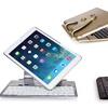 Favi Swivel Bluetooth Keyboard Case for iPad Air 2