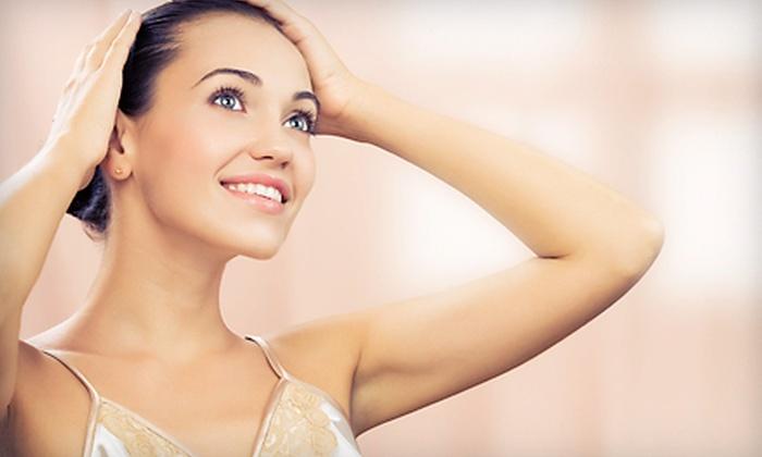 Beachwood Hair Clinic - Beachwood: Laser Hair Removal at Beachwood Hair Clinic (Up to 89% Off). Four Options Available.