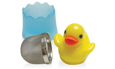 DCI Tea Duckie Tea Infusers; 1 for $19.99 or 2 for $29.99