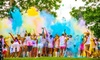 Up to 51% Off Color Run Registration