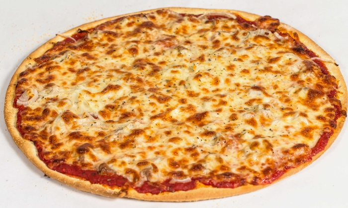 """Tortorice's - West Town: $19.95 for Dine-In Only Meal of 16"""" Thin Crust Cheese Pizza & Sides at Tortorice's ($24.90 value)"""