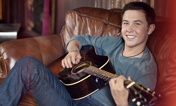 Scotty McCreery - Township Auditorium: Scotty McCreery at Township Auditorium on Friday, November 21, at 7:30 p.m. (Up to 41% Off)
