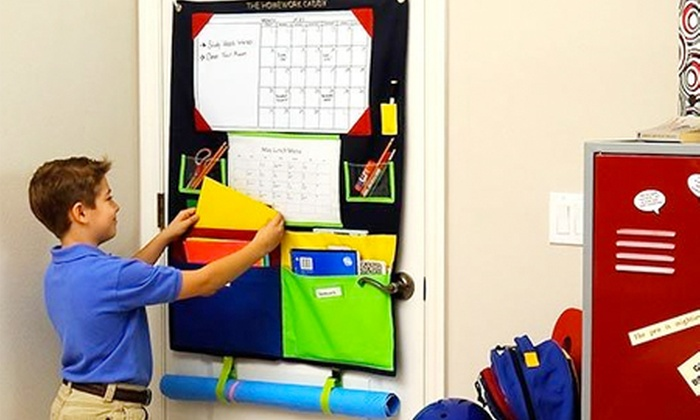 ASP: Homework Caddy for R199.99 Including Delivery (50% Off)