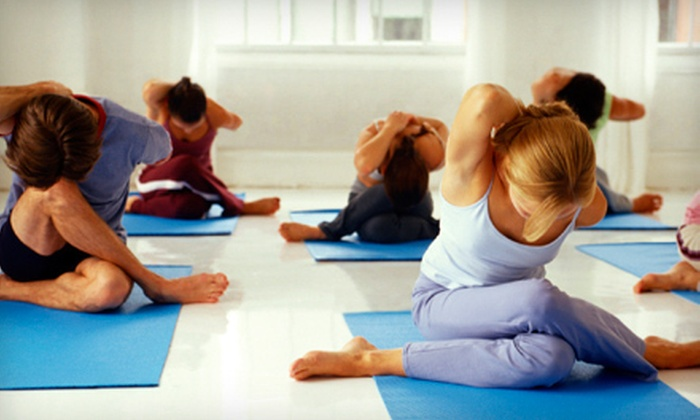 Clayton Yoga - Clayton: 10 or 20 Classes at Clayton Yoga (Up to 73% Off)