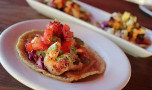 $19 for $40 Worth of Mexican Cuisine for Dinner at Barrio Star