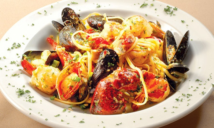 Cafe Chianti - South End: $20 for $40 Worth of Italian and Eastern European Dinner Cuisine for Two or More at Café Chianti (Half Off)