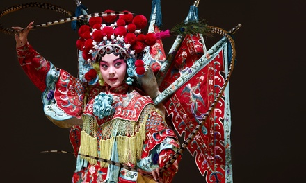 Beijing Opera at Music Hall Center on March 1 at 3 p.m. (Up to 51% Off)
