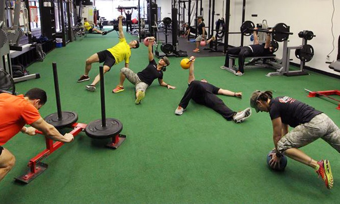 Marino's Body Shop - Downingtown: One or Two Months of Boot Camp Group Personal Training at Marino's Body Shop (71% Off)