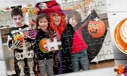 Customizable Photo Puzzle in 5