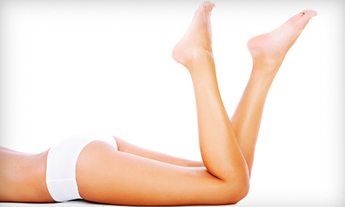 Mission Health Endermologie Centre - Calgary: Four Cellulite Reductions and Two Heat Wraps for Half or Full Body at Mission Health Endermology Centre (Up to 86% Off)