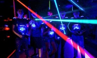 Two Laser Tag Sessions for Up to Four at Teamworks Karting and Laser Tag (Up to 63% Off)