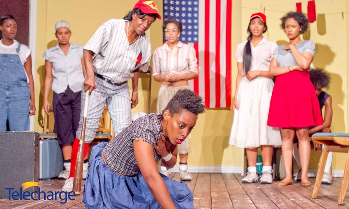 """""""The Girls of Summer"""" - Actors Temple Theatre: """"The Girls of Summer"""" at Actors Temple Theatre on May 24–June 28 (Up to 50% Off)"""
