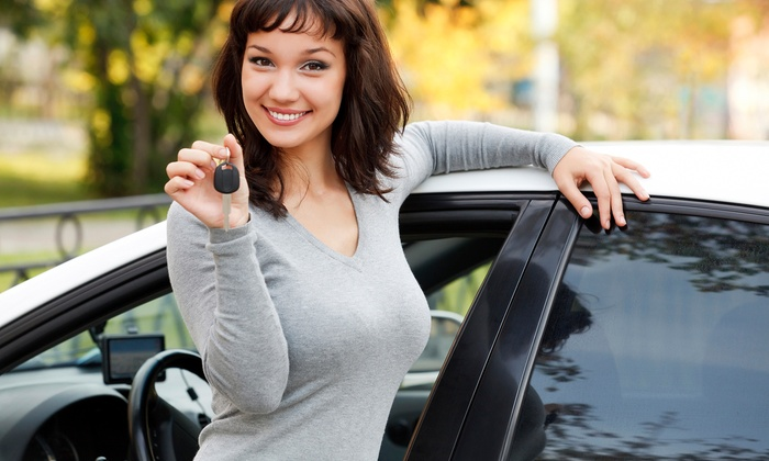 Uride Idrive - Glenville: One-Way Chauffeured Airport Transportation from Uride Idrive (51% Off). Three Options Available.